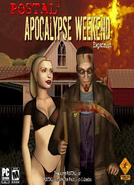 Postal 2: Apocalypse Weekend saved game & unlocker
