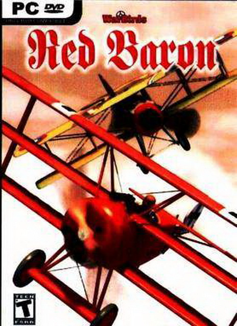 Red Baron PC game savegame 100%