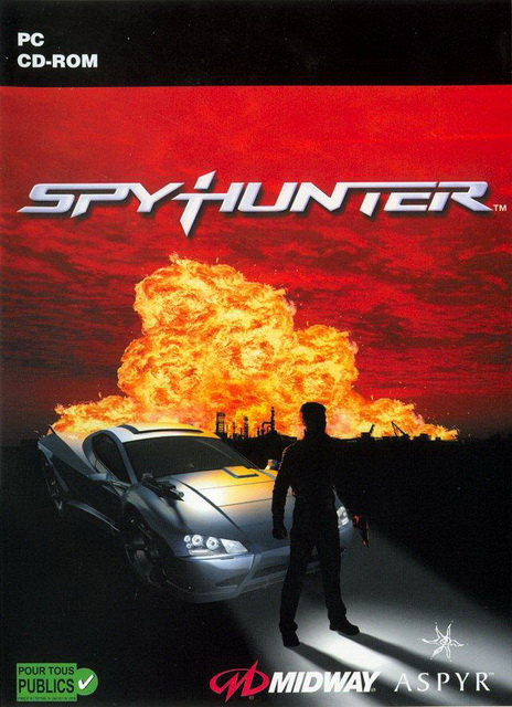 spy hunter nowhere to run save game 100%