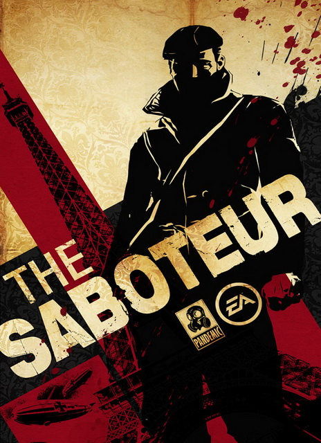 The Saboteur pc save game 100% unlocker