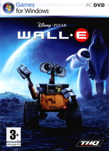 WALL-E pc save game