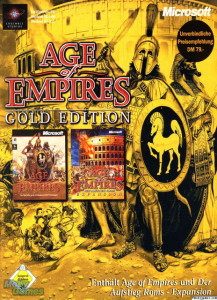 Age of Empires Gold Edition pc save game 100%