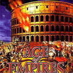 Age of Empires: The Rise of Rome pc savegame 100/100