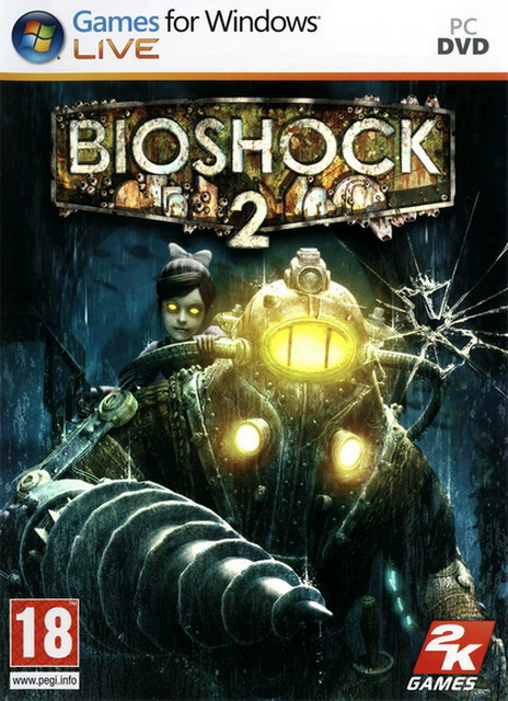 Bioshock 2 PC save game pc & unlocker