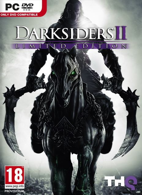 Darksiders II pc save game 100%