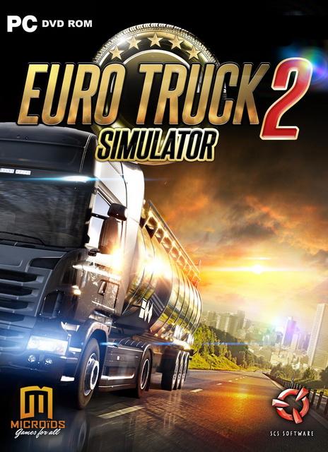 Euro Truck Simulator 2 pc save game