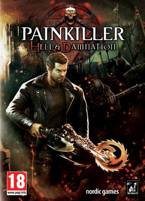 Painkiller: Hell & Damnation pc save game & unlocker