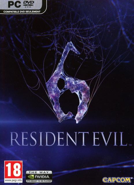 Resident Evil 6 saved game 100% for PC