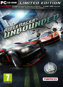 Ridge Racer Unbounded pc save game