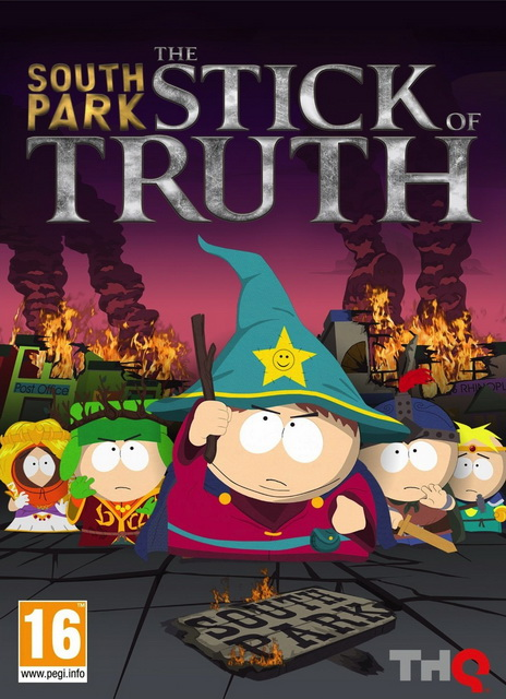 South Park: The Stick of Truth  SAVEGAME