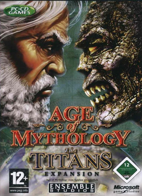 Age of Mythology: The Titans saved game