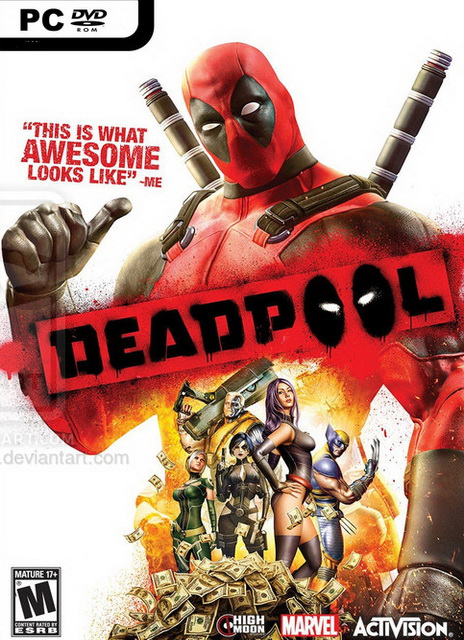Deadpool save game 100% for PC