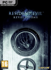 Resident Evil : Revelations pc save game 100/100