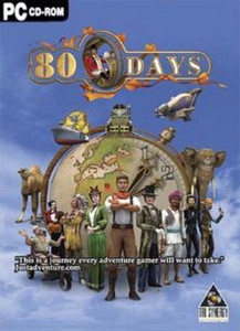 80 days for PC save game