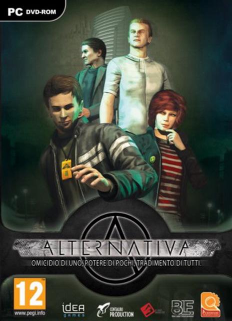alternativa save game 100%