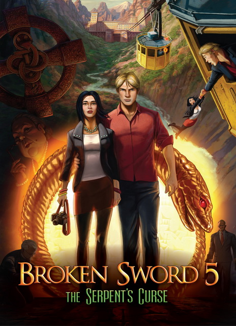 Broken Sword 5: The Serpents Curse pc savegame complete