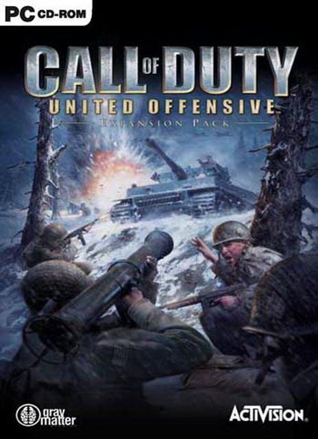 Call of Duty: United Offensive pc saved game & unlocker