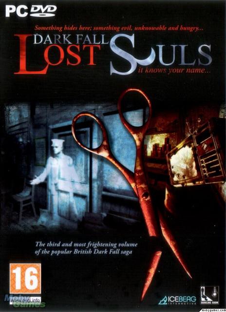 Dark Fall: Lost Souls save game 100%