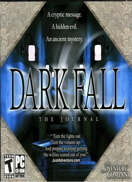 Dark Fall: The Journal save game 100%