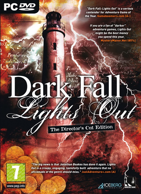 Dark Fall: Lights Out pc save game