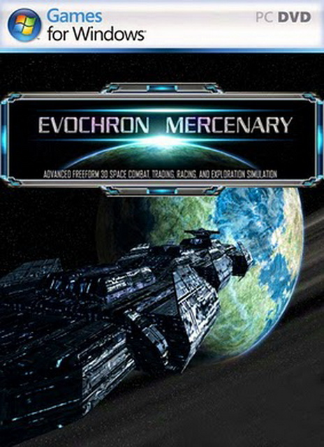 Evochron Mercenary pc unlocker