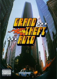 Grand Theft Auto 1 pc save game and unlocker for PC