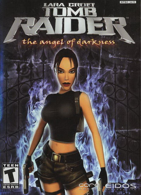 Lara Croft Tomb Raider: The Angel of Darkness game save for PC 100/100