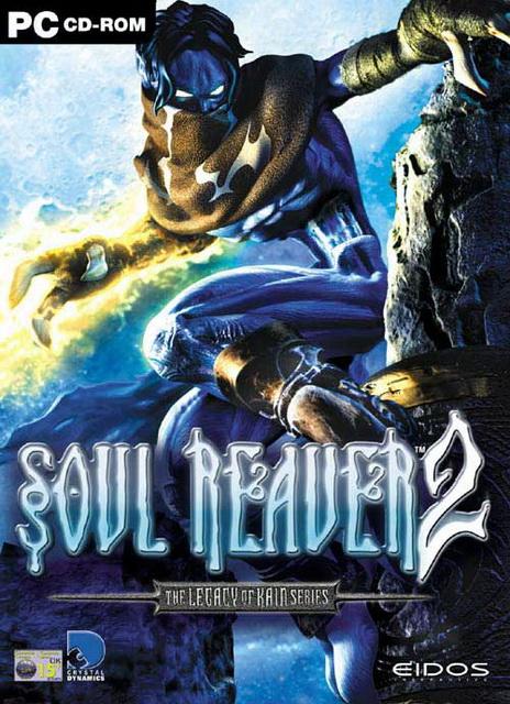 Legacy of Kain: Soul Reaver 2 savegame 100/100