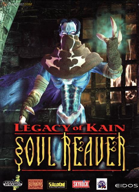 Legacy of Kain: Soul Reaver pc savegame 100%