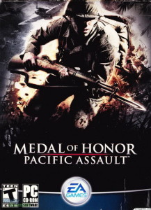 Medal Of Honor: Pacific Assault pc save game 100/100