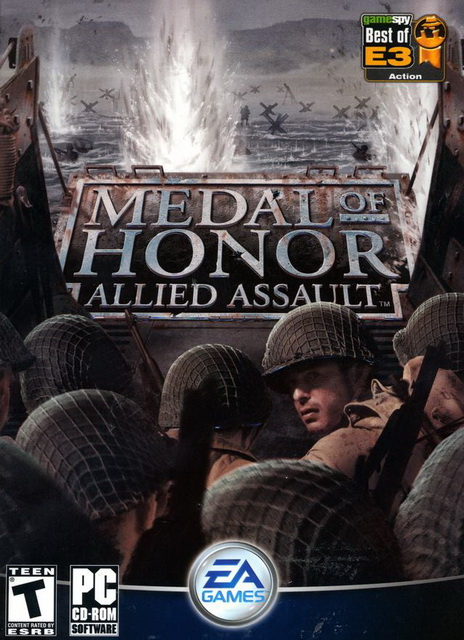 Medal of Honor: Allied Assault save game 100/100