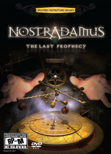 Nostradamus: The Last Prophecy pc save games