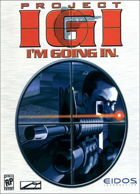 Project IGI: I'm Going In complete savegame