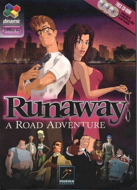 Runaway: A Road Adventure pc save