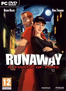 Runaway: A Twist of Fate pc saved game