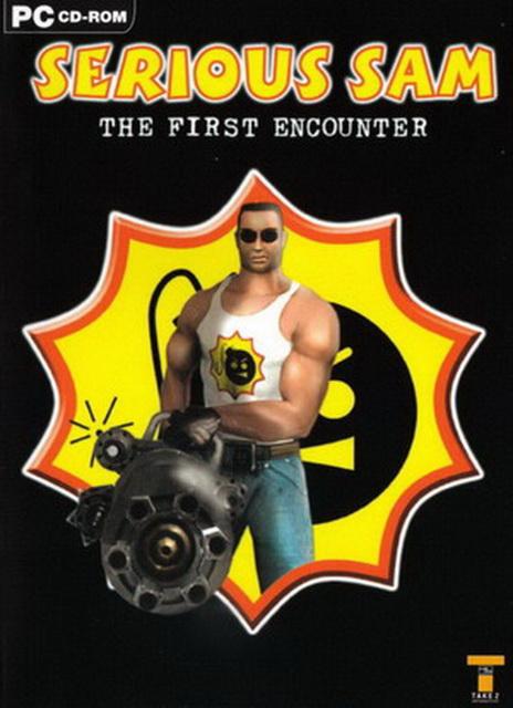 Serious Sam: The First Encounter pc unlocker