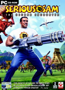 Serious Sam: The Second Encounter pc unlocker 100%