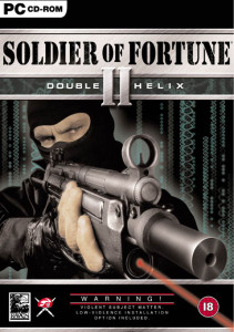 Soldier of Fortune 2: Double Helix savegame