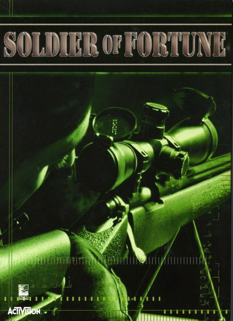 Soldier of Fortune pc savegame