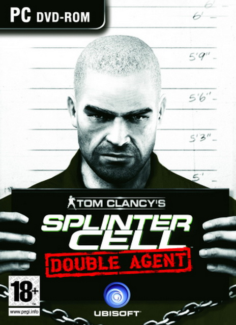 Tom Clancys Splinter Cell Double Agent pc saved game 100/100