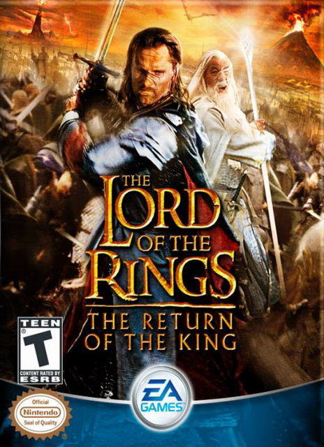 The Lord of the Rings - The Return of the King 100% PC