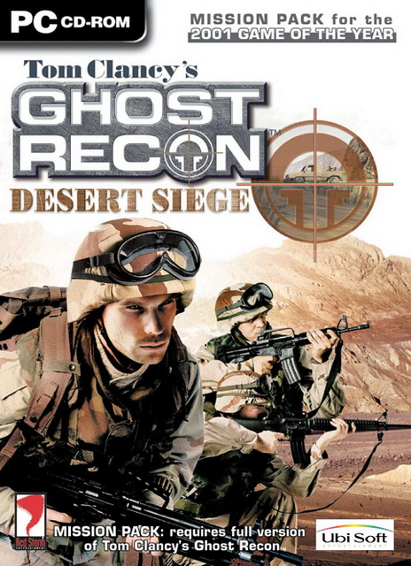 Tom Clancy's Ghost Recon: Desert Siege pc save game 100%