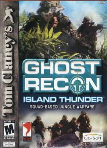 Tom Clancy's Ghost Recon: Island Thunder pc savegame & unlocker complete