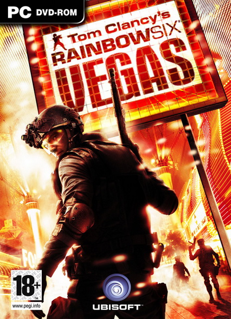 Tom Clancy's Rainbow Six Vegas gamesaves