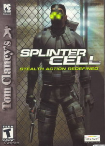 Tom Clancy's Splinter Cell pc gamesave