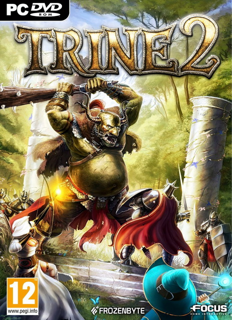 Trine 2 pc save game 100%