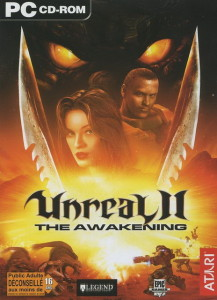 Unreal II: The Awakening pc savegame 100%