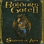 Baldur's Gate II : Shadows of Amn base game saves
