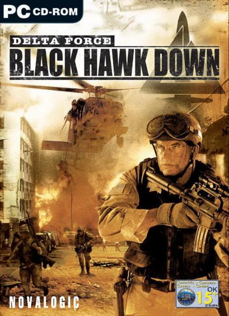 Delta Force: Black Hawk Down save game 100%