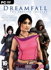 Dreamfall: The Longest Journey pc save game 100%